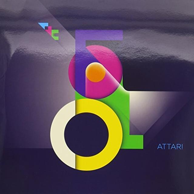 Attar FOOL Vinyl Record