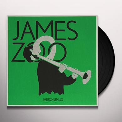 Jameszoo JHERONIMUS Vinyl Record - 10 Inch Single