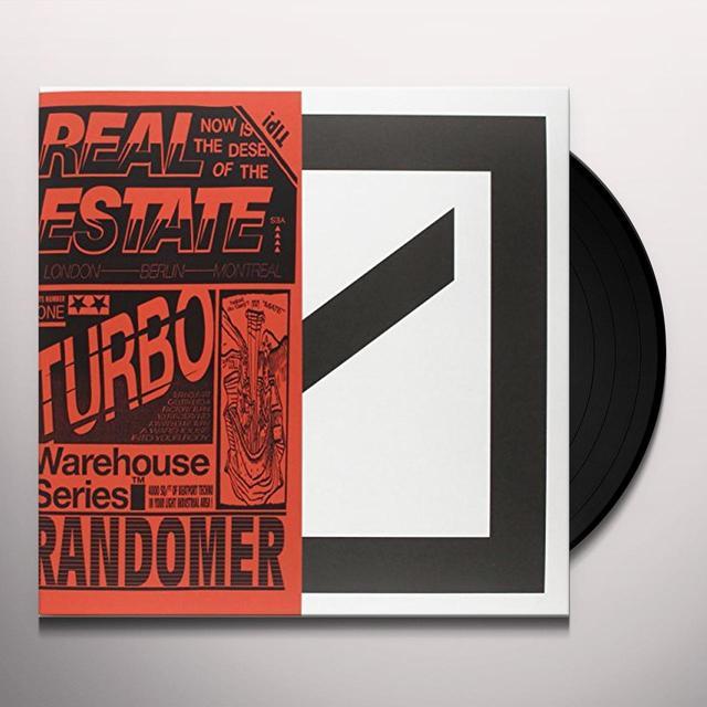 Randomer RAFFA (EP) Vinyl Record