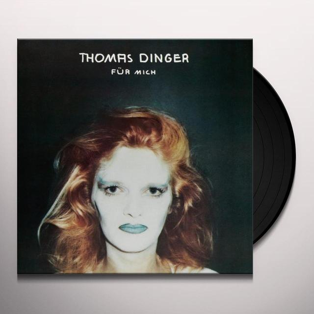 Thomas Dinger FUR MICH Vinyl Record