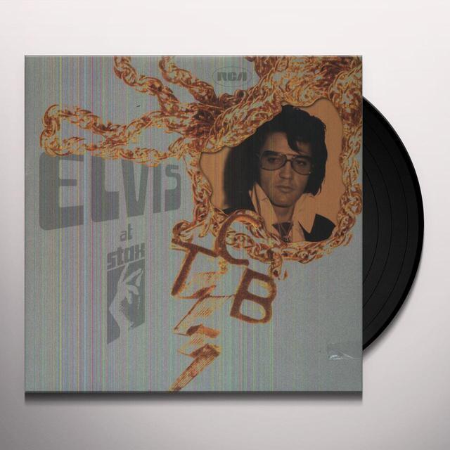 ELVIS AT STAX Vinyl Record - Remastered