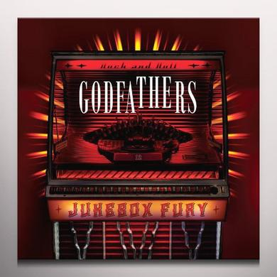 Godfathers JUKEBOX FURY Vinyl Record - Colored Vinyl, Limited Edition