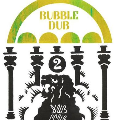 Dub Club BUBBLE DUB Vinyl Record