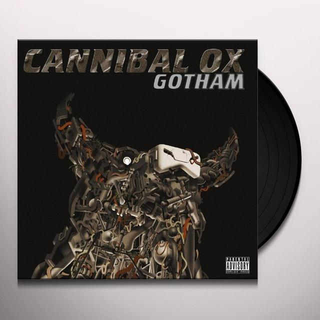 Cannibal Ox GOTHAM Vinyl Record