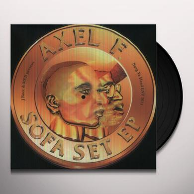 Axel F (Med & J Rocc) SOFA SET Vinyl Record
