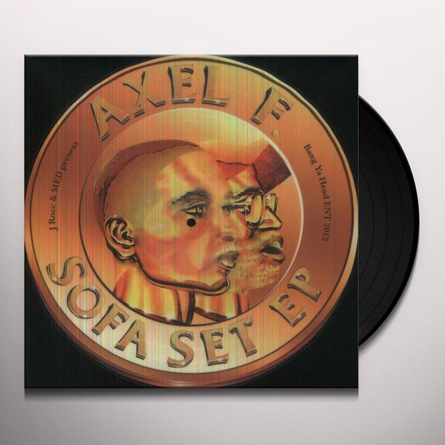 Axel F (Med & J Rocc) SOFA SET (EP) Vinyl Record
