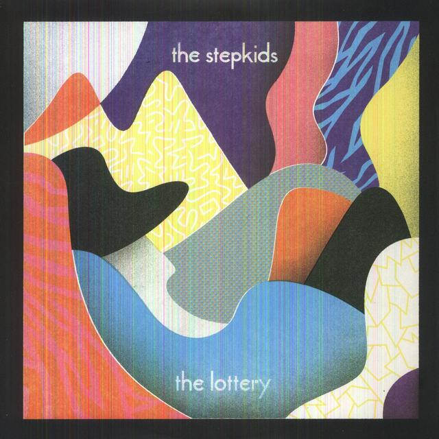 The Stepkids LOTTERY Vinyl Record