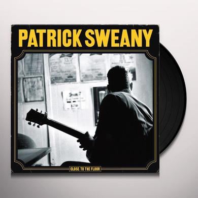 Patrick Sweany CLOSE TO THE FLOOR Vinyl Record - Deluxe Edition