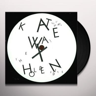 Kate Wax HOLDEN EDITS Vinyl Record - UK Import