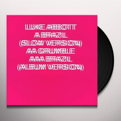 Luke Abbott BRAZIL Vinyl Record