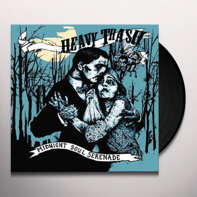 Heavy Trash MIDNIGHT SOUL SERENADE Vinyl Record