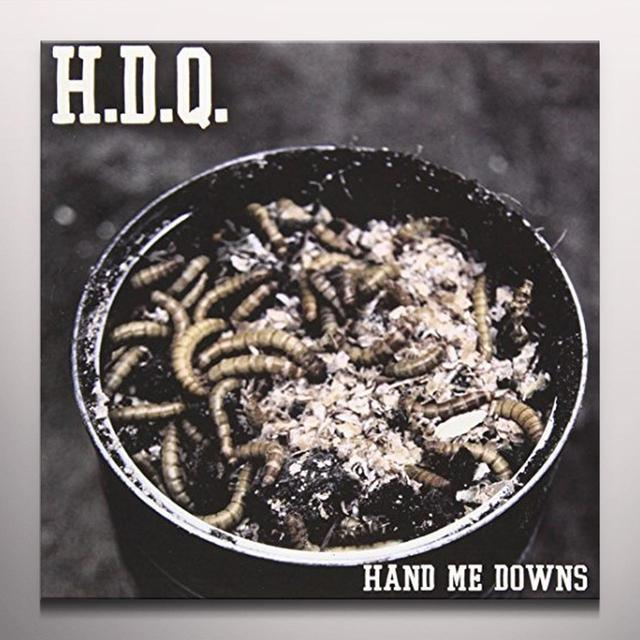 Hdq HAND ME DOWNS Vinyl Record - Colored Vinyl, Limited Edition