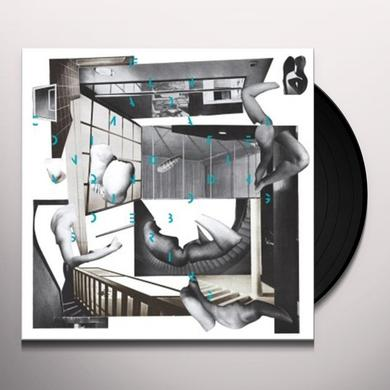 Conquering Animal Sound ON FLOATING BODIES Vinyl Record