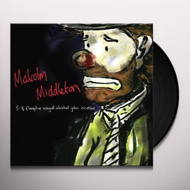 Malcolm Middleton 5:14 FLUOXYTINE SEAGULL ALCOHOL Vinyl Record