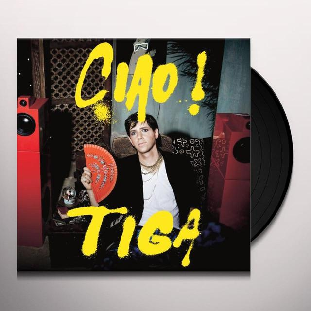 Tiga CIAO Vinyl Record