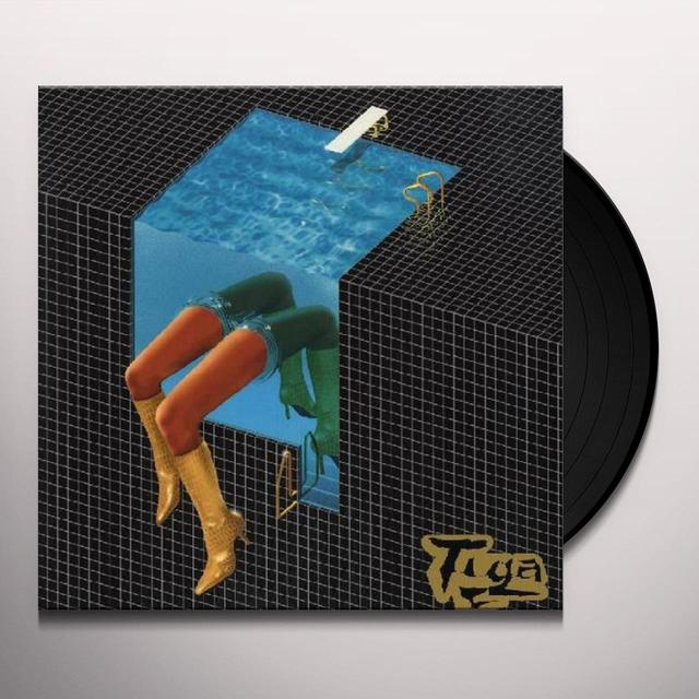 Tiga GOOD AS GOLD Vinyl Record