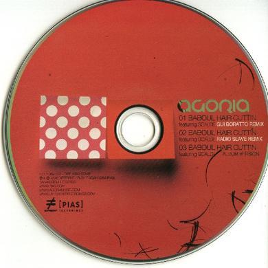 Agoria BABOUL HAIR CUTTIN Vinyl Record