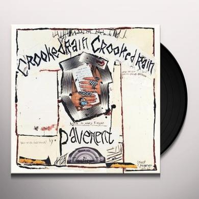 Pavement CROOKED RAIN Vinyl Record