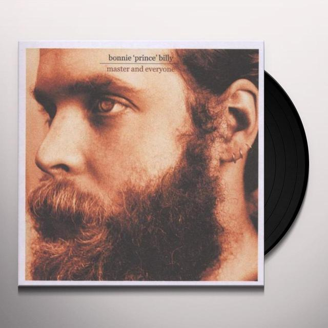 Bonnie Prince Billy MASTER & EVERYONE Vinyl Record