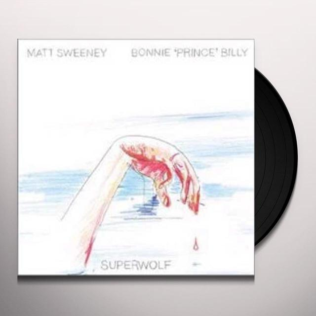 Matt Sweeney / Bonnie Prince Billy SUPERWOLF Vinyl Record