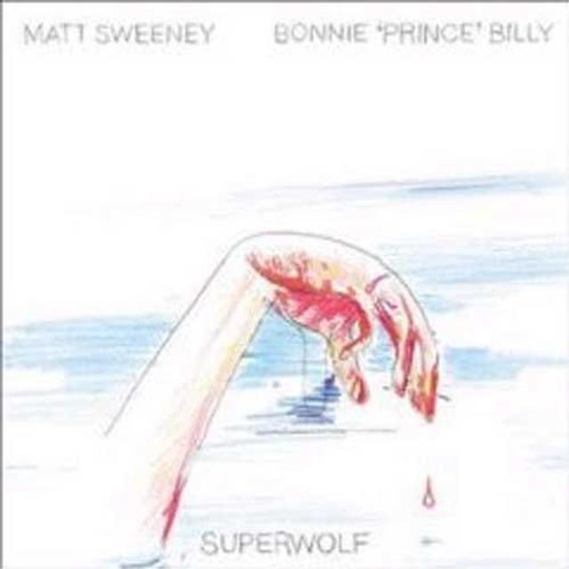 Matt Sweeney / Bonnie Prince Billy SUPERWOLF Vinyl Record