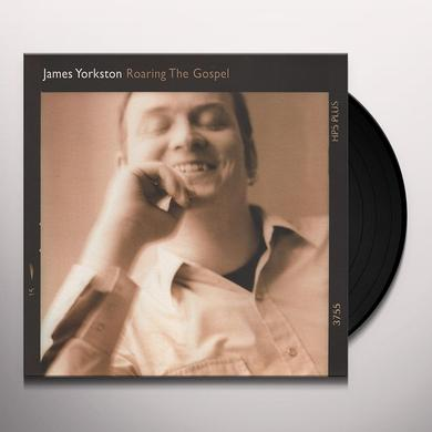 James Yorkston ROARING THE GOSPEL Vinyl Record