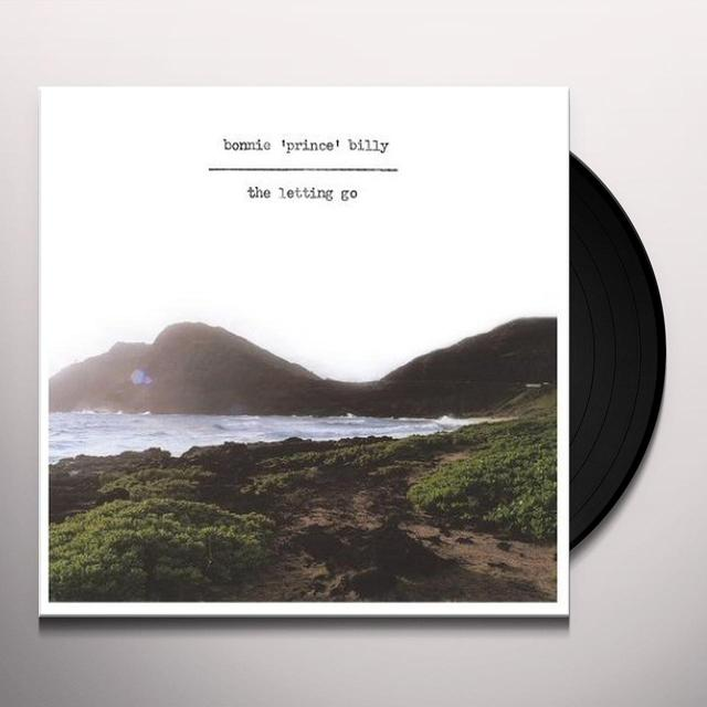 "Bonnie ""Prince"" Billy on Spotify LETTING GO Vinyl Record - UK Import"