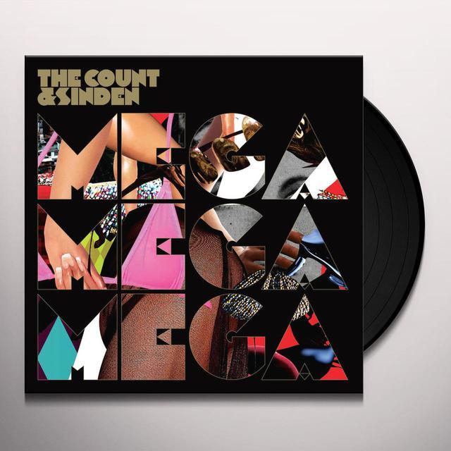 The Count & Sinden MEGA MEGA MEGA Vinyl Record