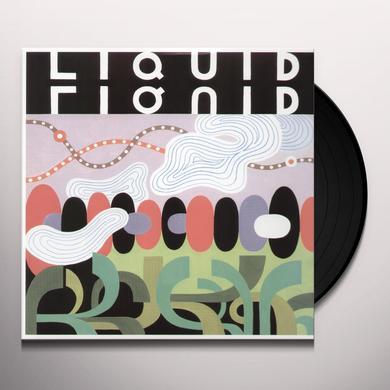 Liquid Liquid SLIP IN & OUT OF PHENOMENON Vinyl Record - UK Import