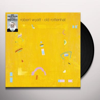 Robert Wyatt OLD ROTTENHAT Vinyl Record