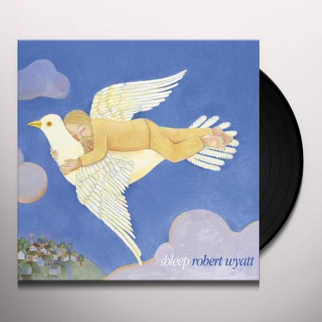 Robert Wyatt SHLEEP Vinyl Record