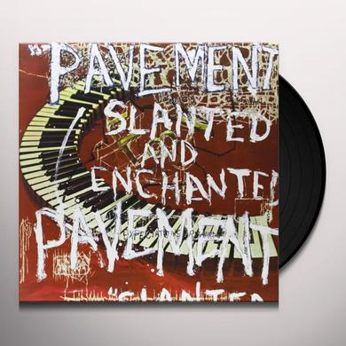 Pavement SLANTED & ENCHANTED Vinyl Record
