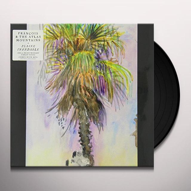 Frànçois & The Atlas Mountains PLAINE INONDABLE Vinyl Record