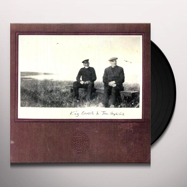 King Creosote & Jon Hopkins DIAMOND MINE Vinyl Record - UK Import