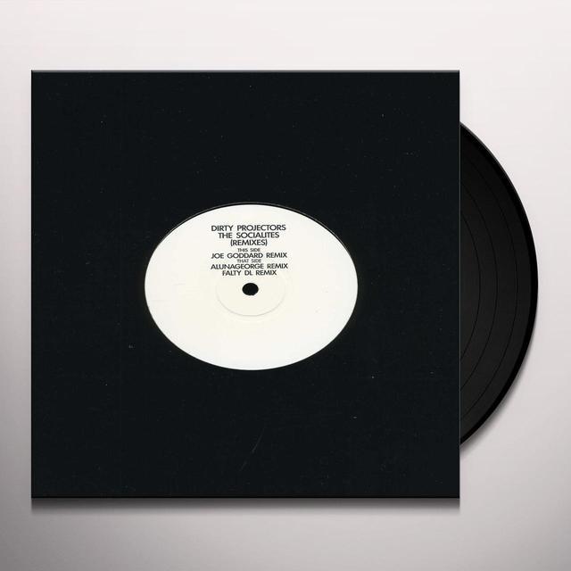 Dirty Projectors SOCIALITES Vinyl Record