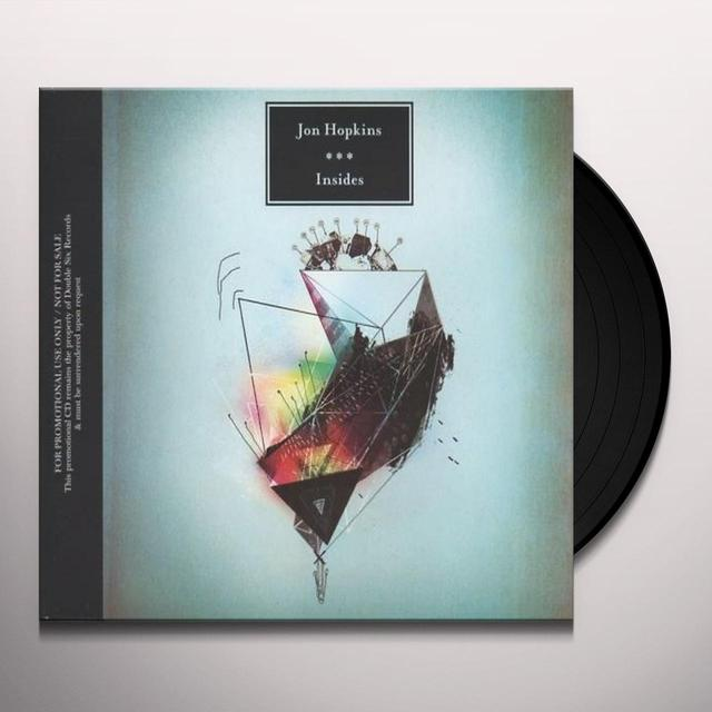 Jon Hopkins INSIDES Vinyl Record