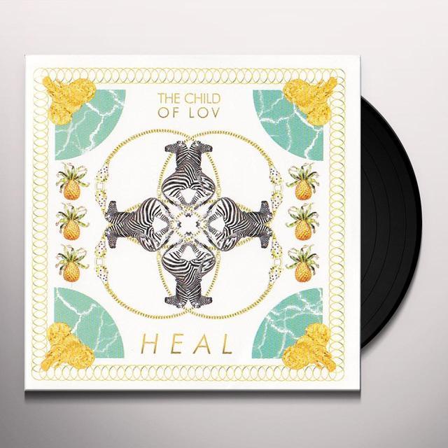 Child Of Lov HEAL Vinyl Record