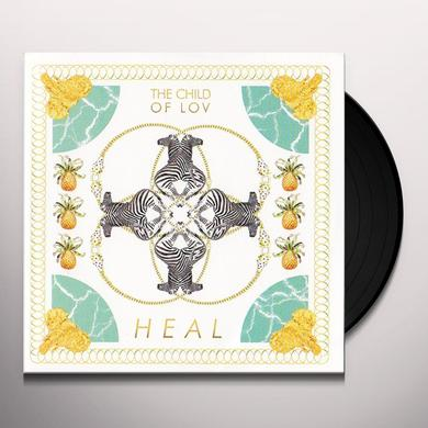 Child Of Lov HEAL Vinyl Record
