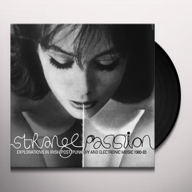 STRANGE PASSION / VARIOUS Vinyl Record