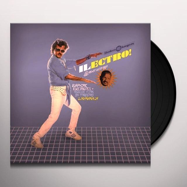 Ilaiyaraaja ILECTRO Vinyl Record