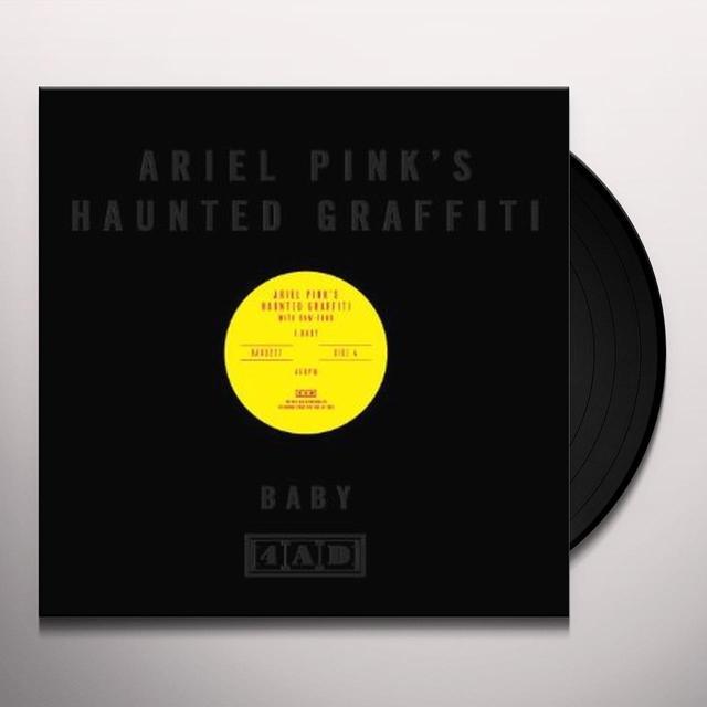 Ariel Pink BABY Vinyl Record