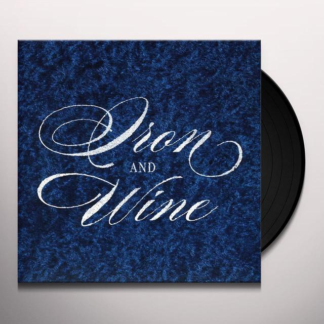 Iron & Wine GRACE FOR SAINTS & RAMBLERS Vinyl Record
