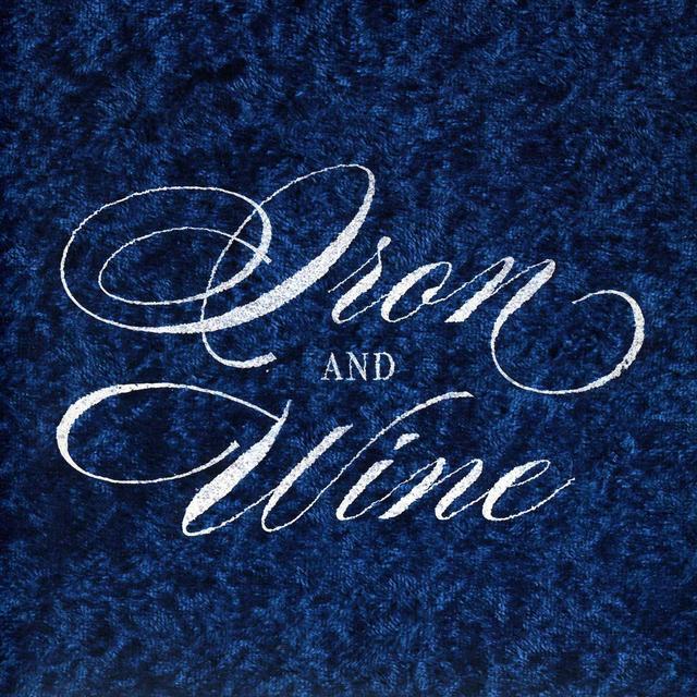 Iron & Wine GRACE FOR SAINTS & RAMBLERS Vinyl Record