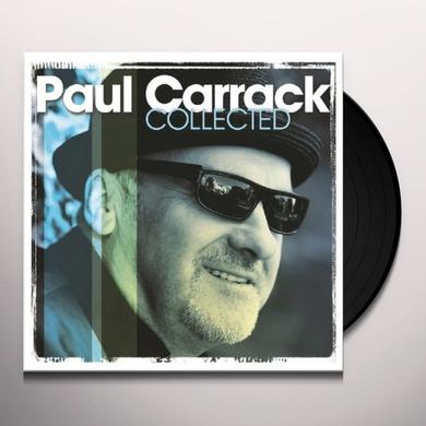Paul Carrack COLLECTED Vinyl Record - 180 Gram Pressing