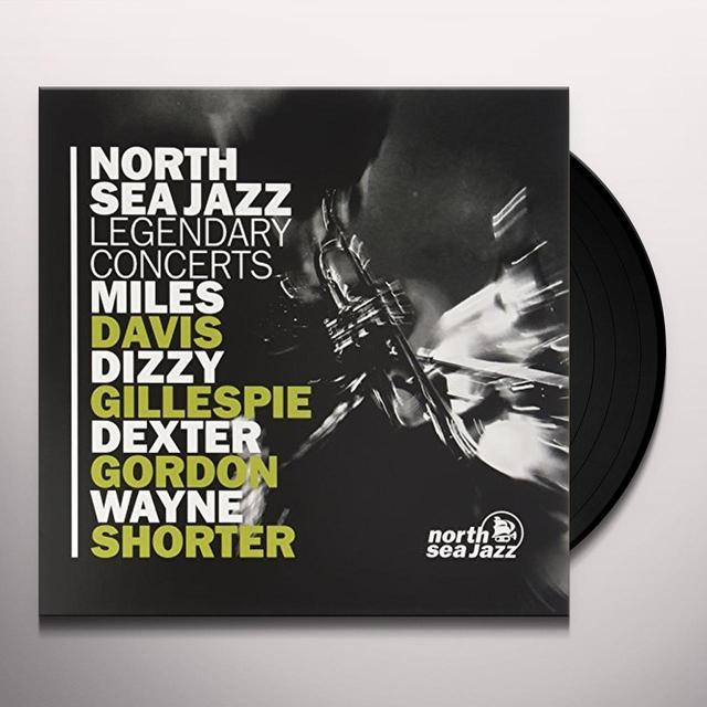 LEGENDARY NSJ CONCERTS / VARIOUS Vinyl Record