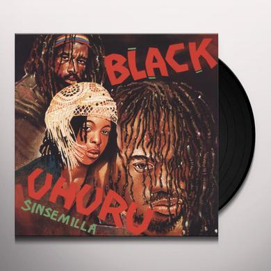 Black Uhuru SINSEMILLA Vinyl Record