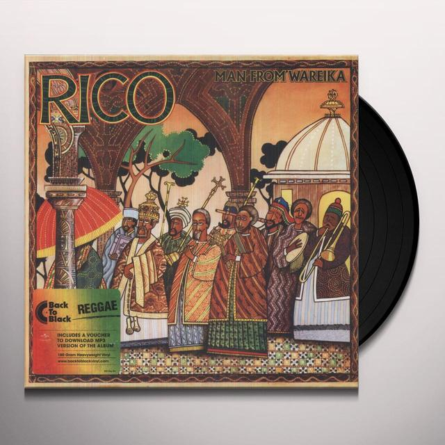 Rico MAN FROM WAREIKA Vinyl Record