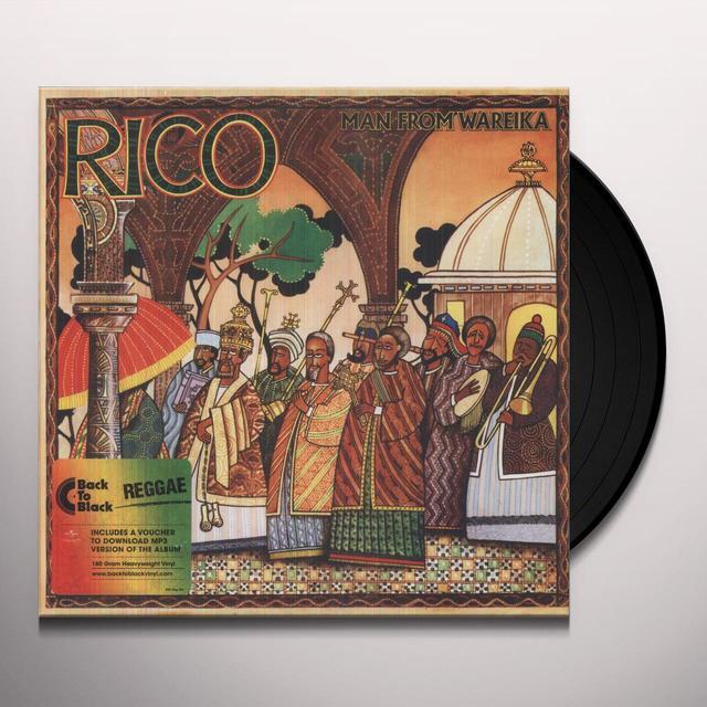 Rico MAN FROM WAREIKA Vinyl Record