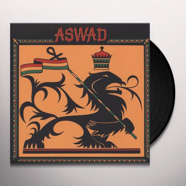 ASWAD Vinyl Record