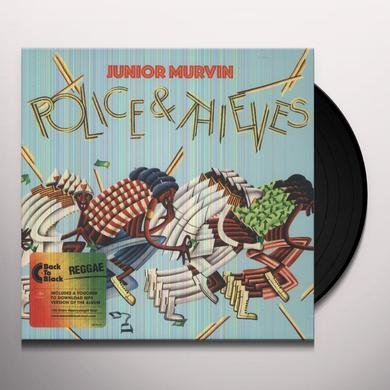 Junior Murvin POLICE & THIEVES Vinyl Record - Holland Release